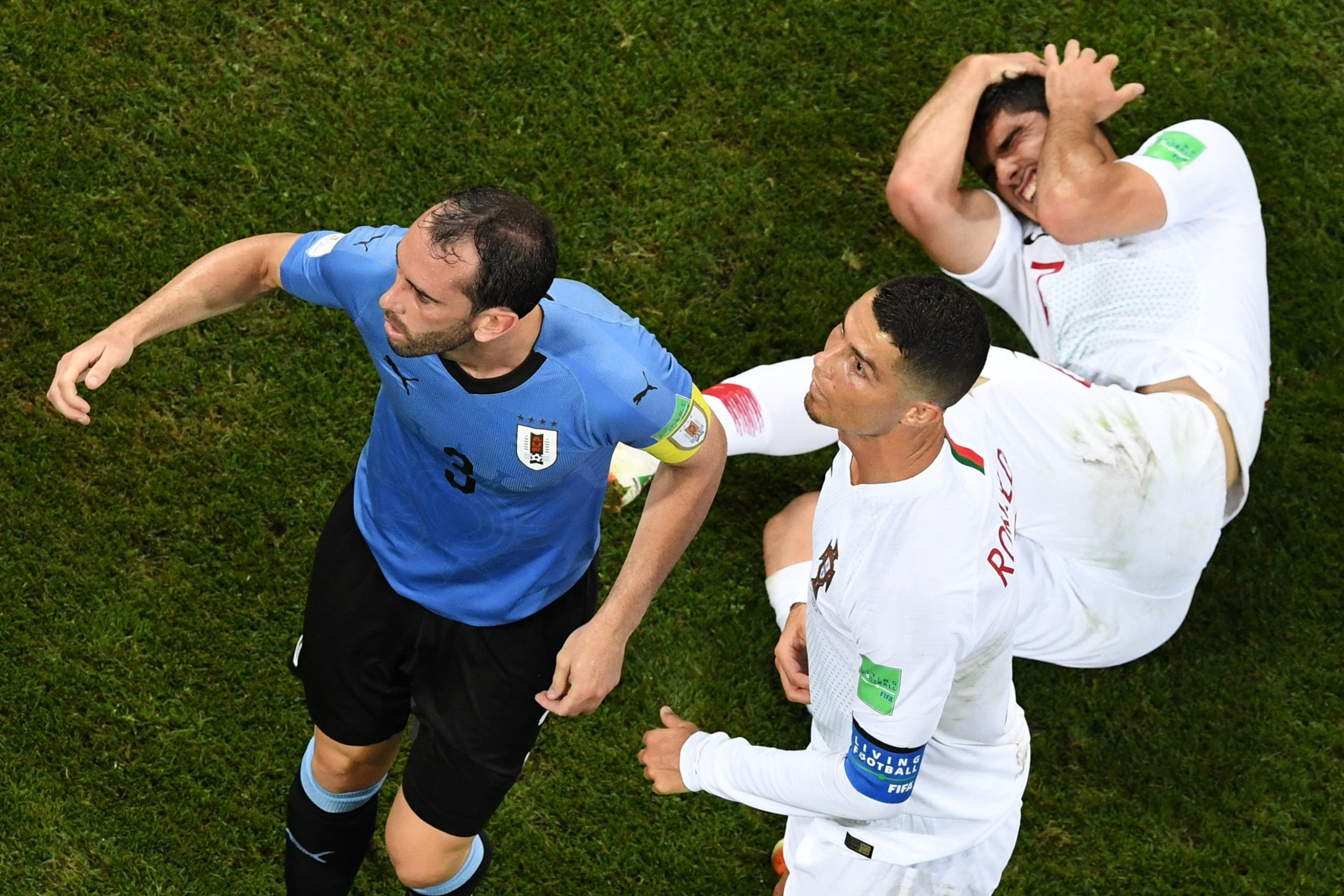 World Cup 2018  France tasked with breaking a Uruguay defence that ... dc0c0133b