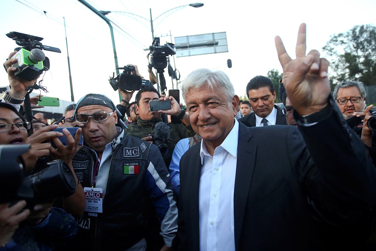 Mexico elections: Who is Andres Manuel Lopez Obrador, the left-wing rebel tipped to take power?