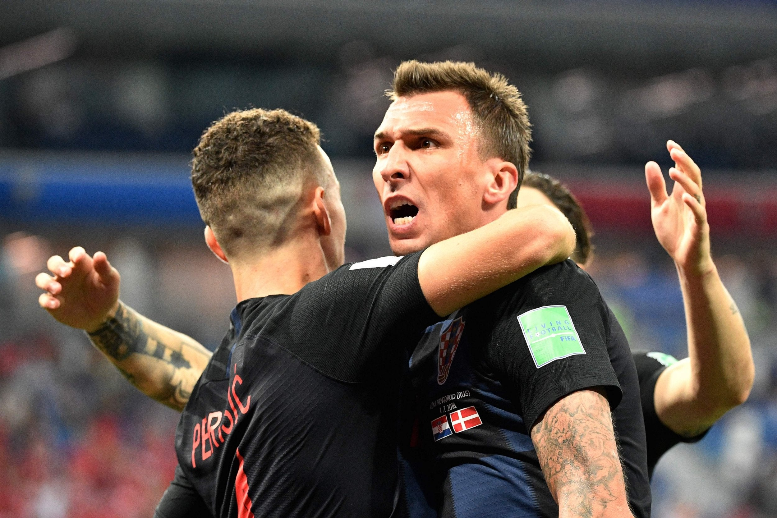 Croatia vs Denmark, World Cup 2018: Long throws, feared midfields and Kasper Schmeichel comes of age