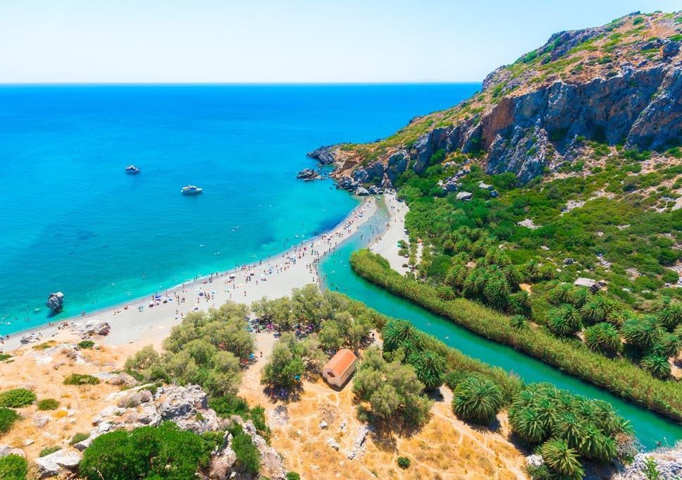 Crete Earthquake Greek Holiday Island Rocked By Quake The