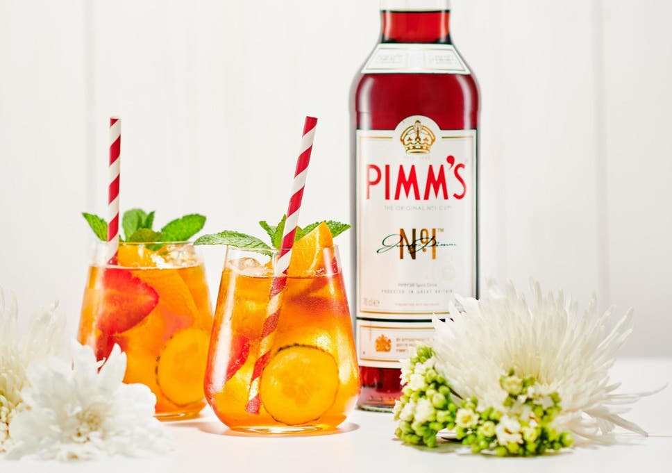 How To Make The Perfect Batch Of Pimm S The Independent
