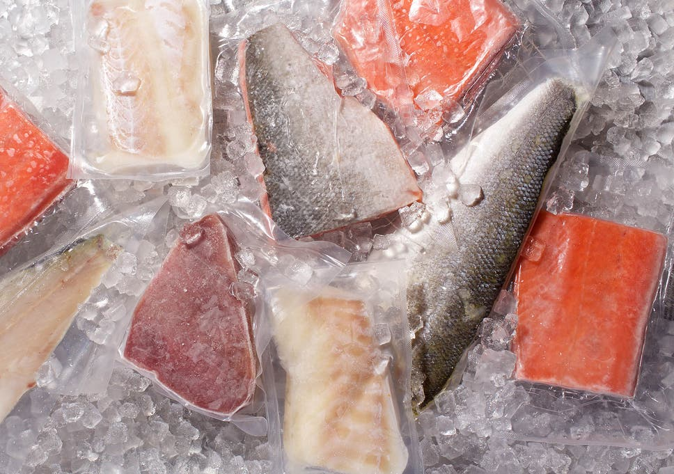 The future is frozen – why fresh may not be best when buying fish