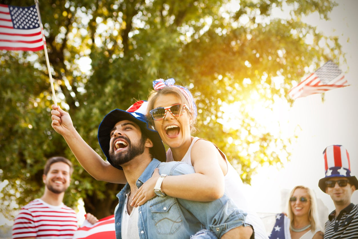 July 4th: Eight Ways To Celebrate US Independence Day In