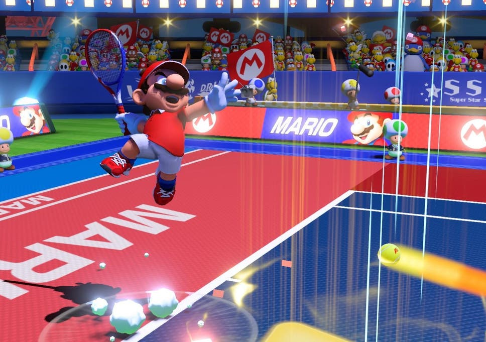 Mario Tennis Aces review: A multiplayer smash that's let down by its