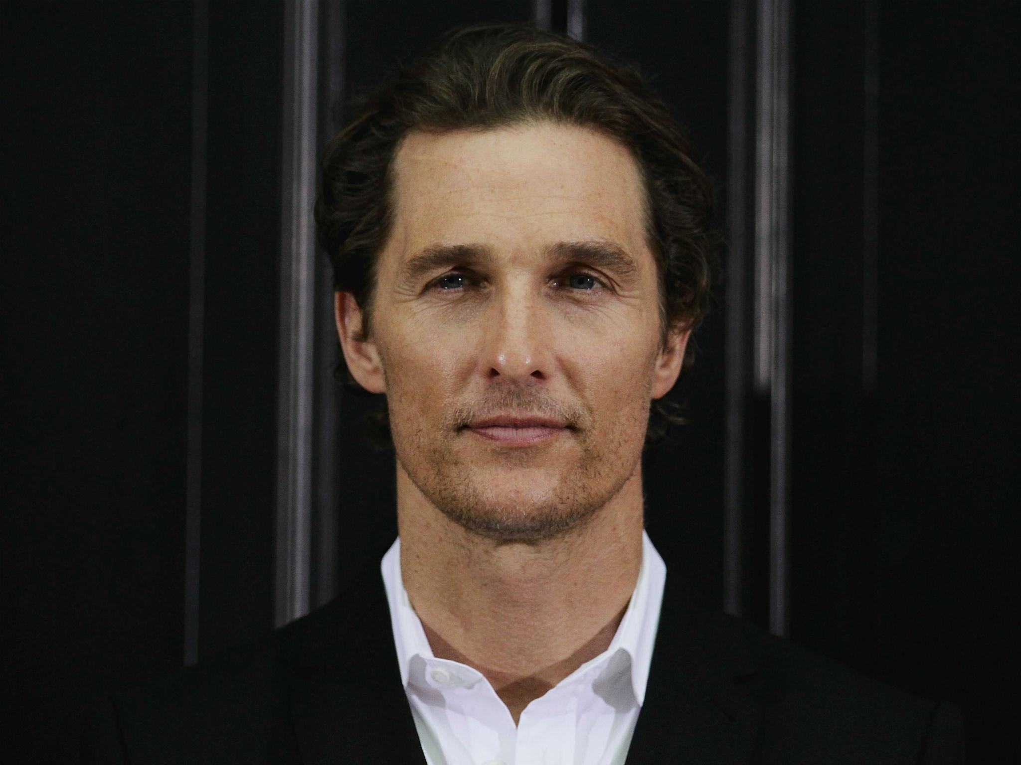 Matthew McConaughey explains why he stopped making rom ...