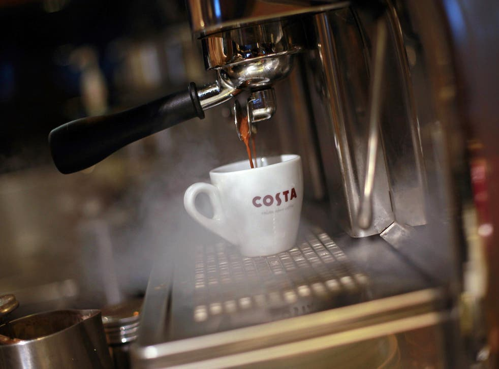 The coffee chain will be split off from the Premier Inn brand within two years