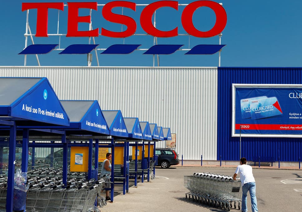 Tesco and Carrefour start Wimbledon week with Serena-style zinger