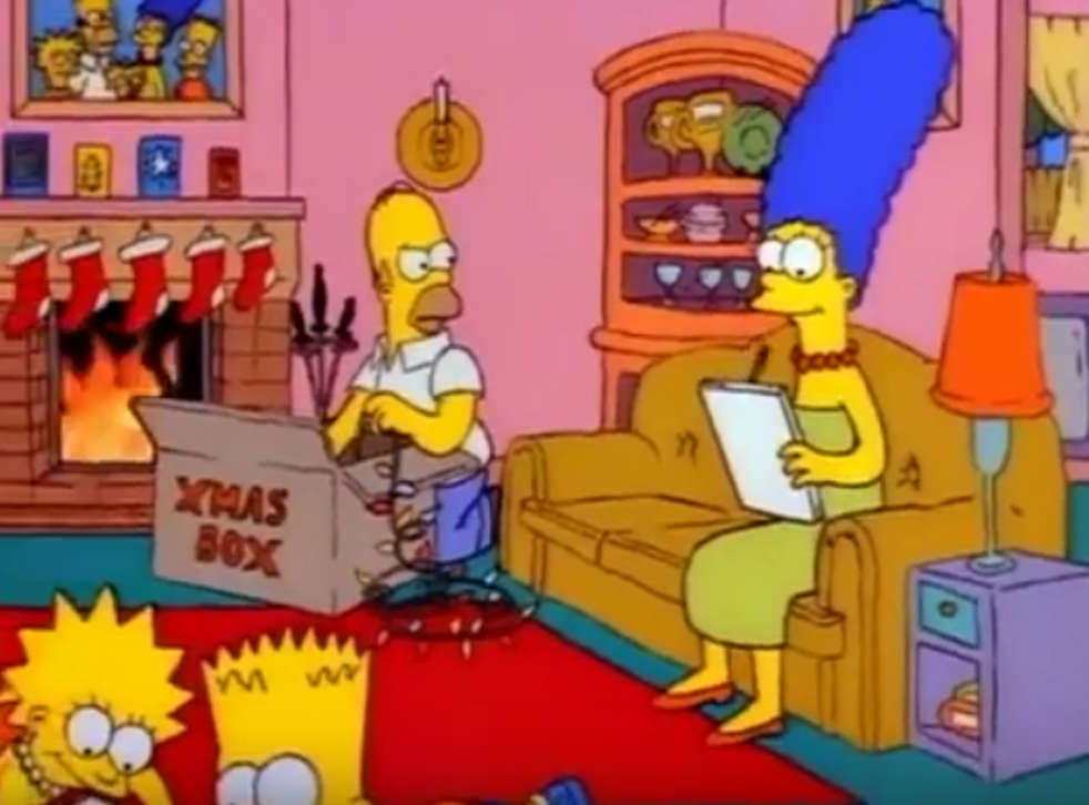 This is how the showrunner of The Simpsons thinks it should end (YouTube)
