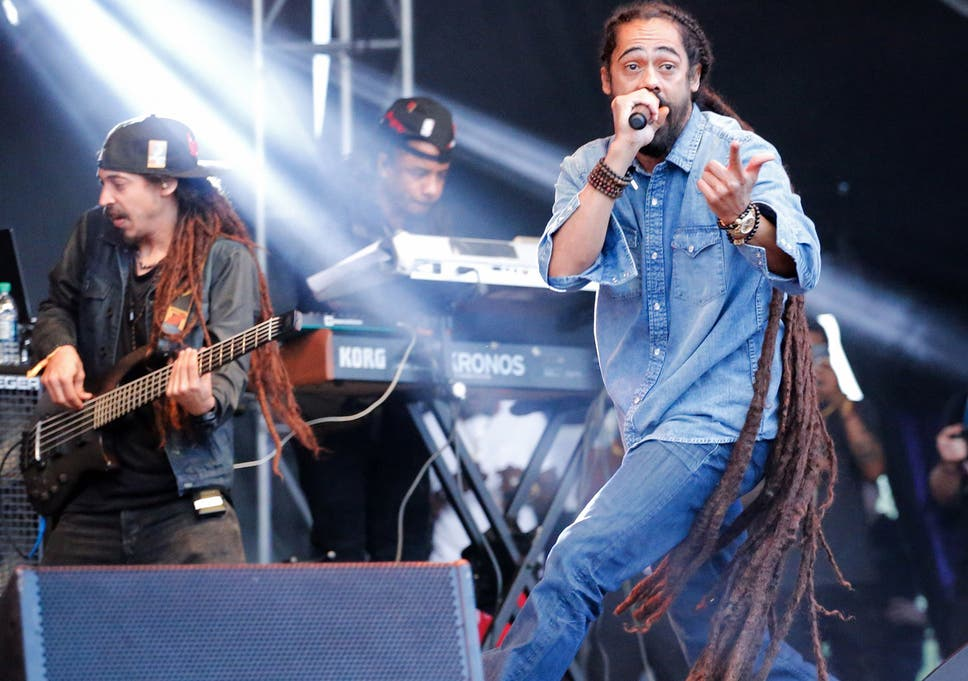 Damian Marley is headlining a new festival in Croydon, south London