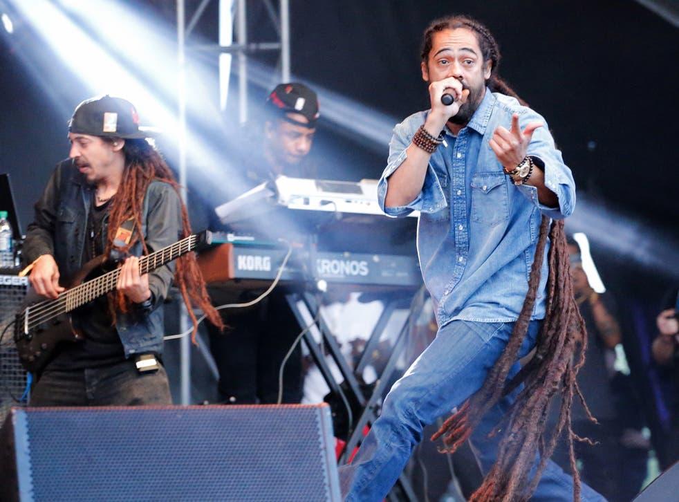 Damian Marley is headlining a new festival in Croydon, south London