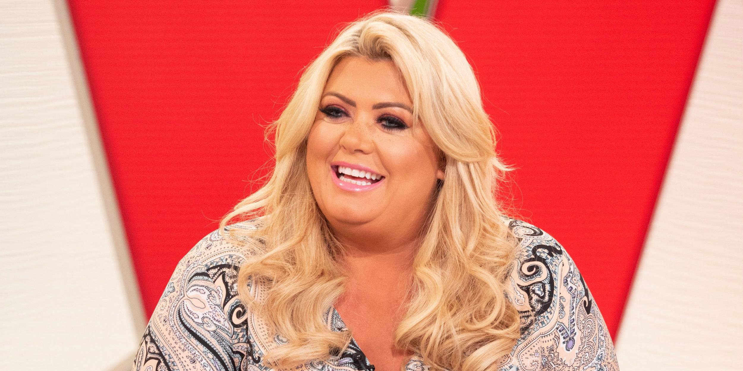 Gemma Collins Nude Photos 3