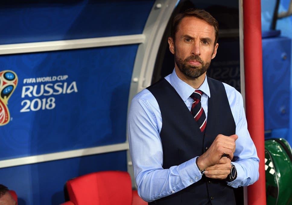 Image result for southgate vest world cup 2018