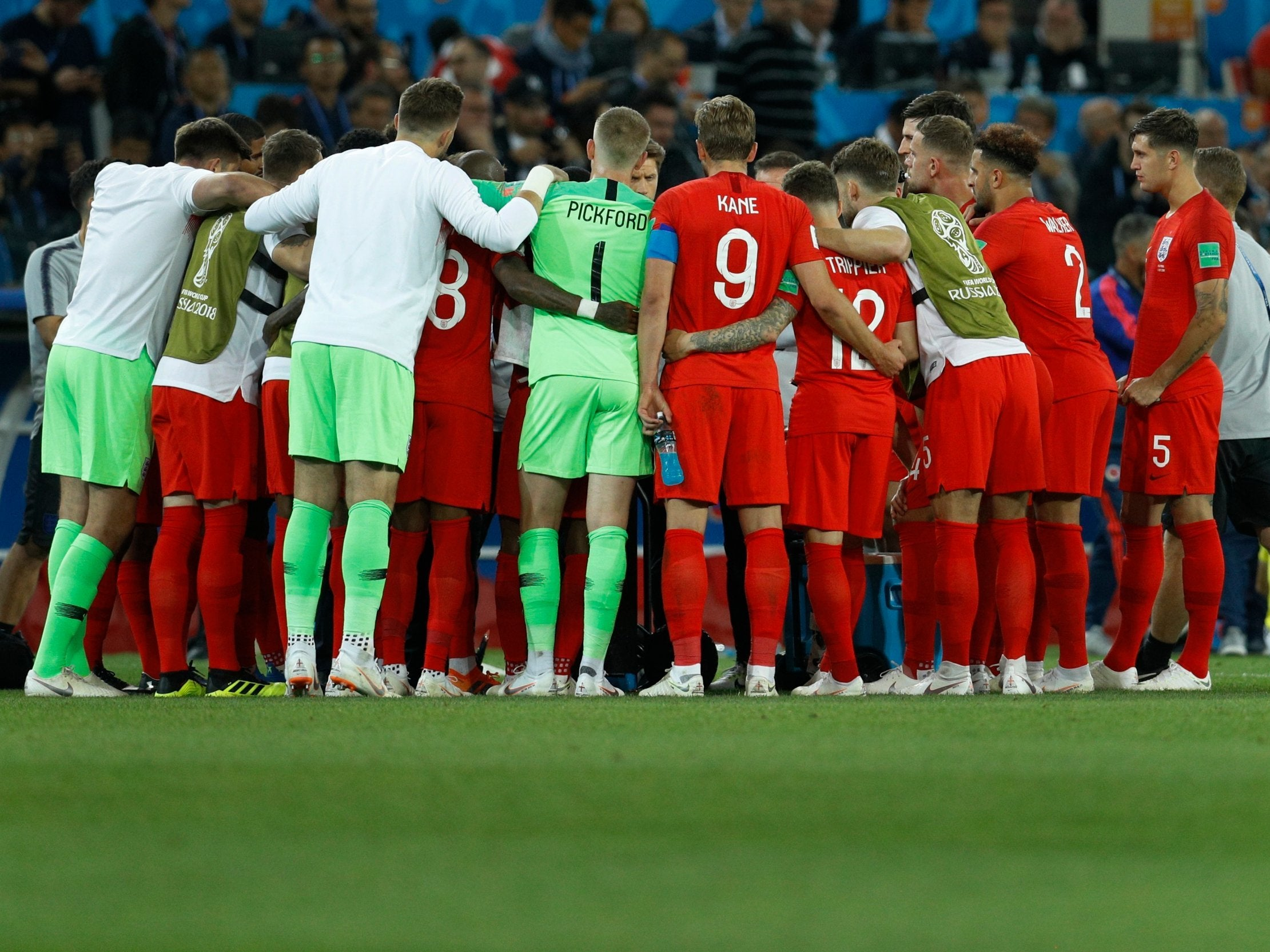 England vs Colombia LIVE World Cup 2018: Penalty shootout latest score plus result and how to watch online