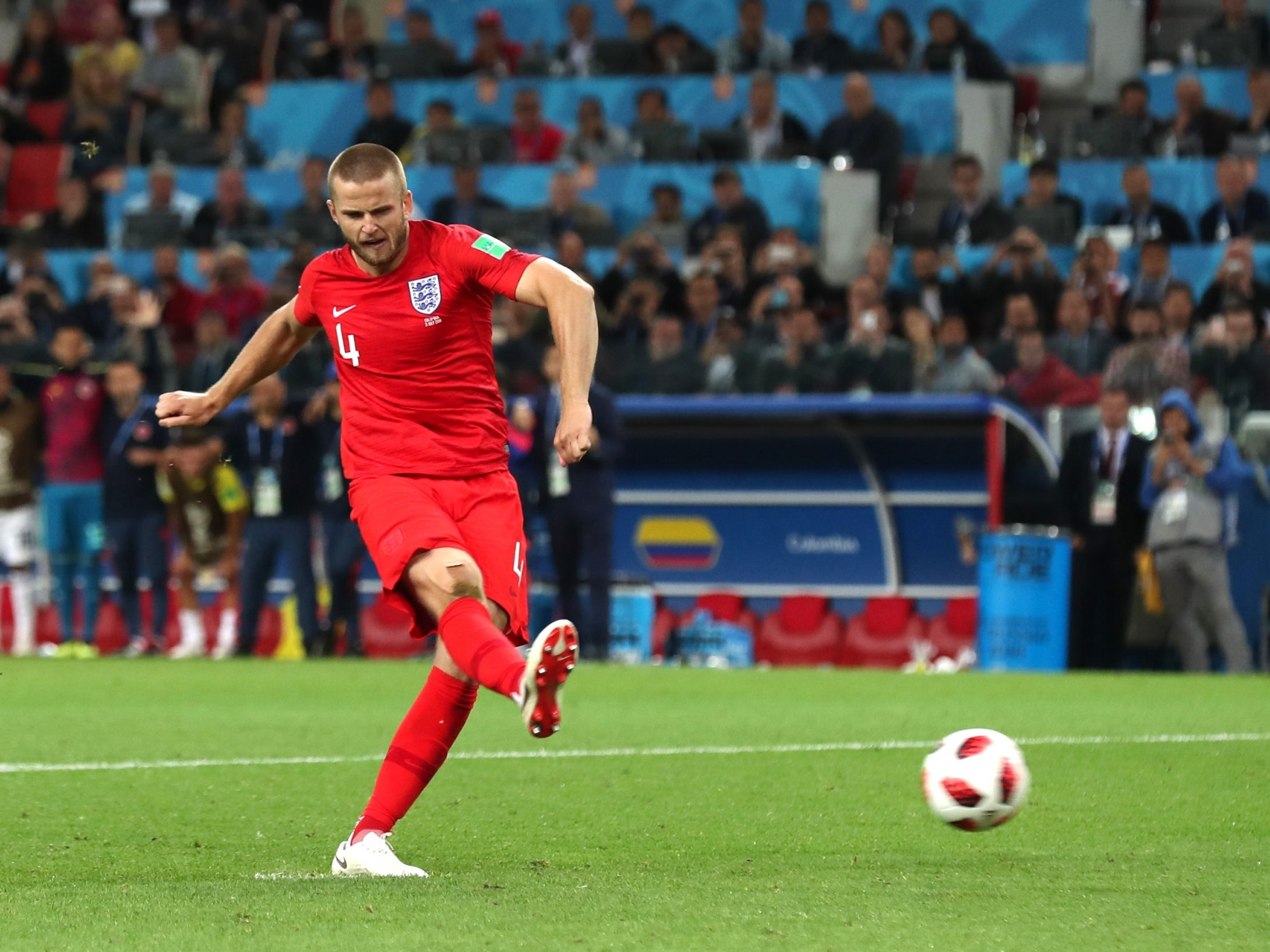 Uk Football: England Beat Colombia On Penalties: Who Scored As Eric