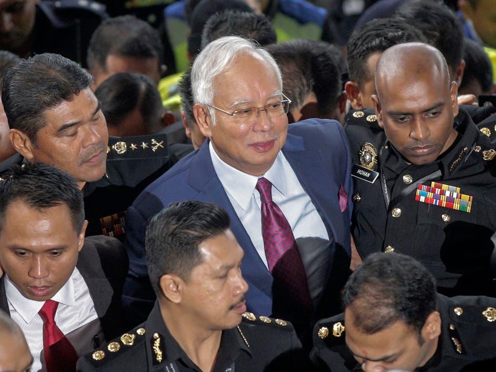 Image result for Ex-Prime Minister Najib Razak - World Biggest Crook