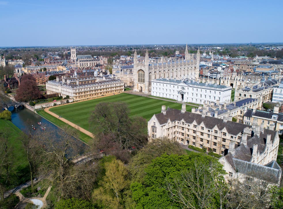 An engine of inequality? Cambridge University says the proportion of state school pupils attending the institution has increased