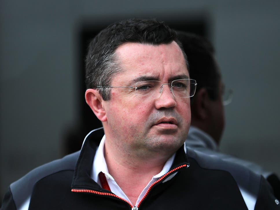 Boullier has resigned with immediate effect Major