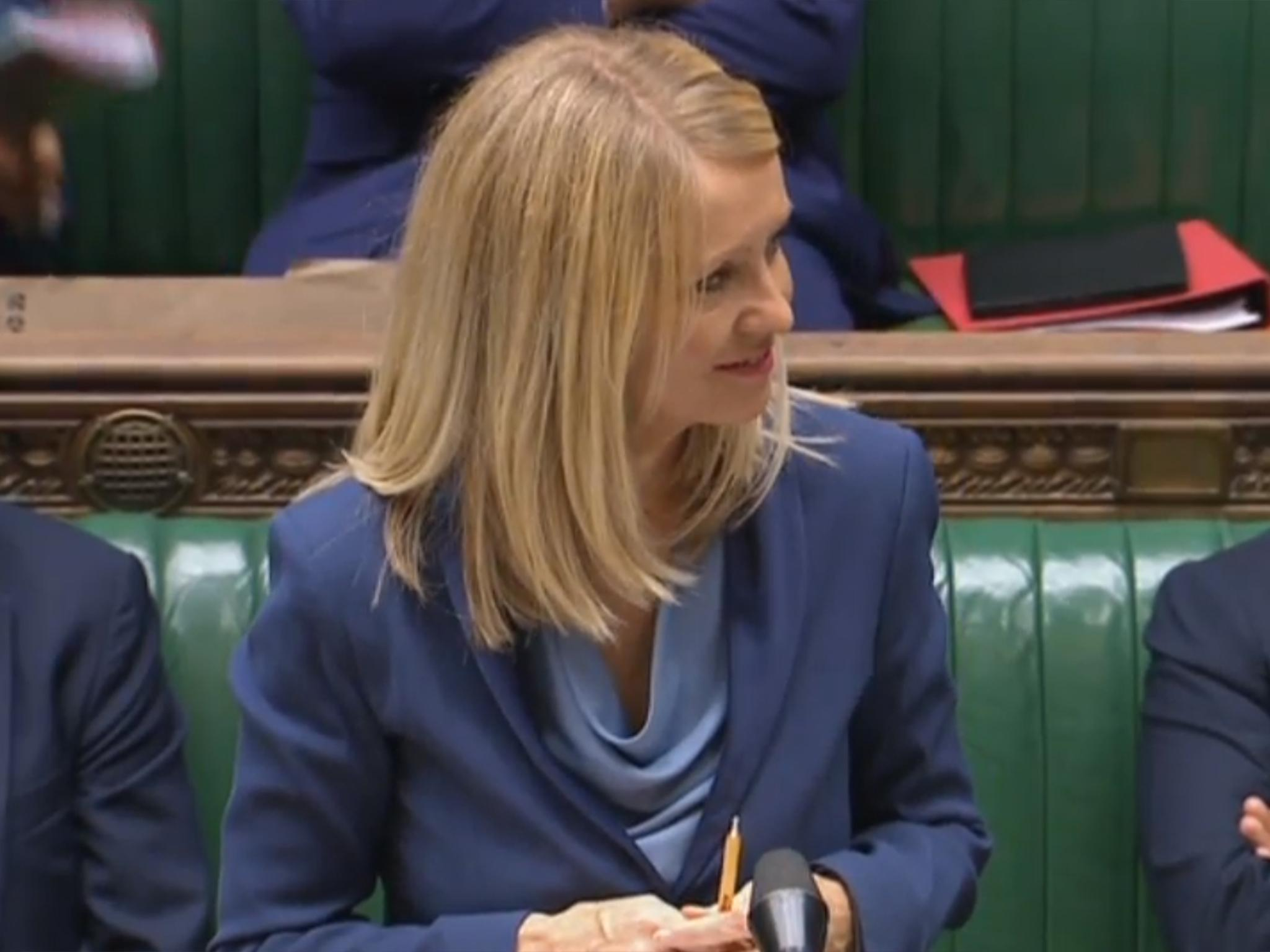 Samsclub Credit Login >> Esther McVey forced to apologise for 'inadvertently misleading' parliament over universal credit ...