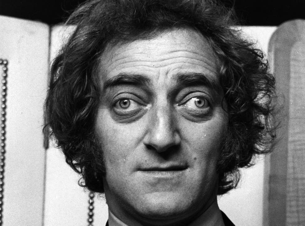 British actor Marty Feldman suffered with Graves' disease, which causes protrusion of the eyeballs