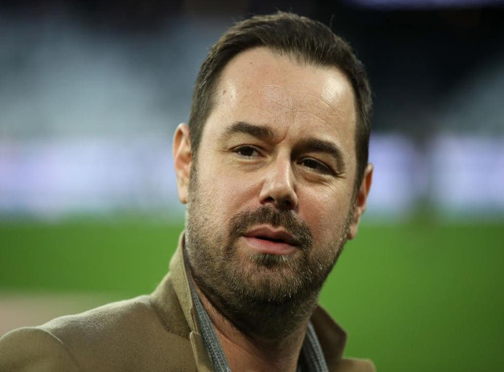 Danny Dyer launched an attack on Brexiteers Boris Johnson and Nigel Farage, along with former prime minister David Cameron