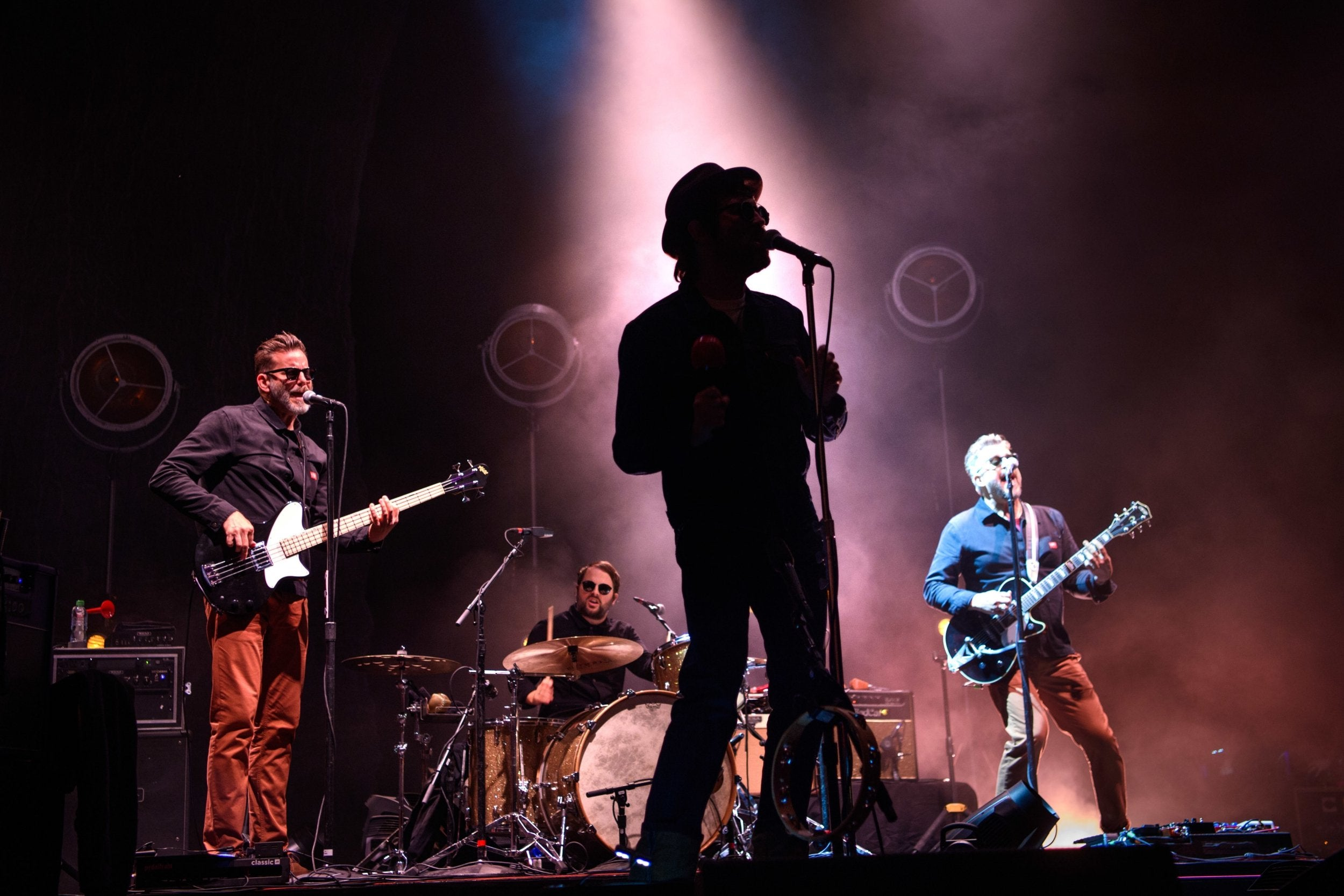 Eels Manchester Academy Live Review How E Overcame The England Game The Independent The Independent