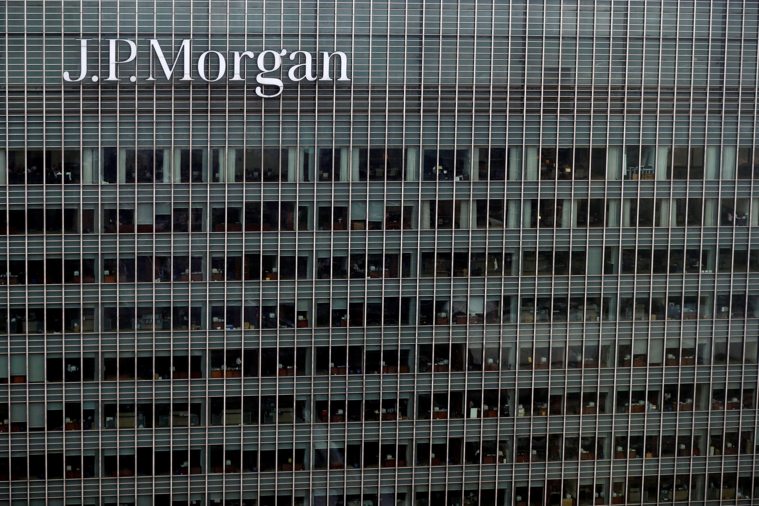 JP Morgan to begin moving dozens of staff out of UK because of