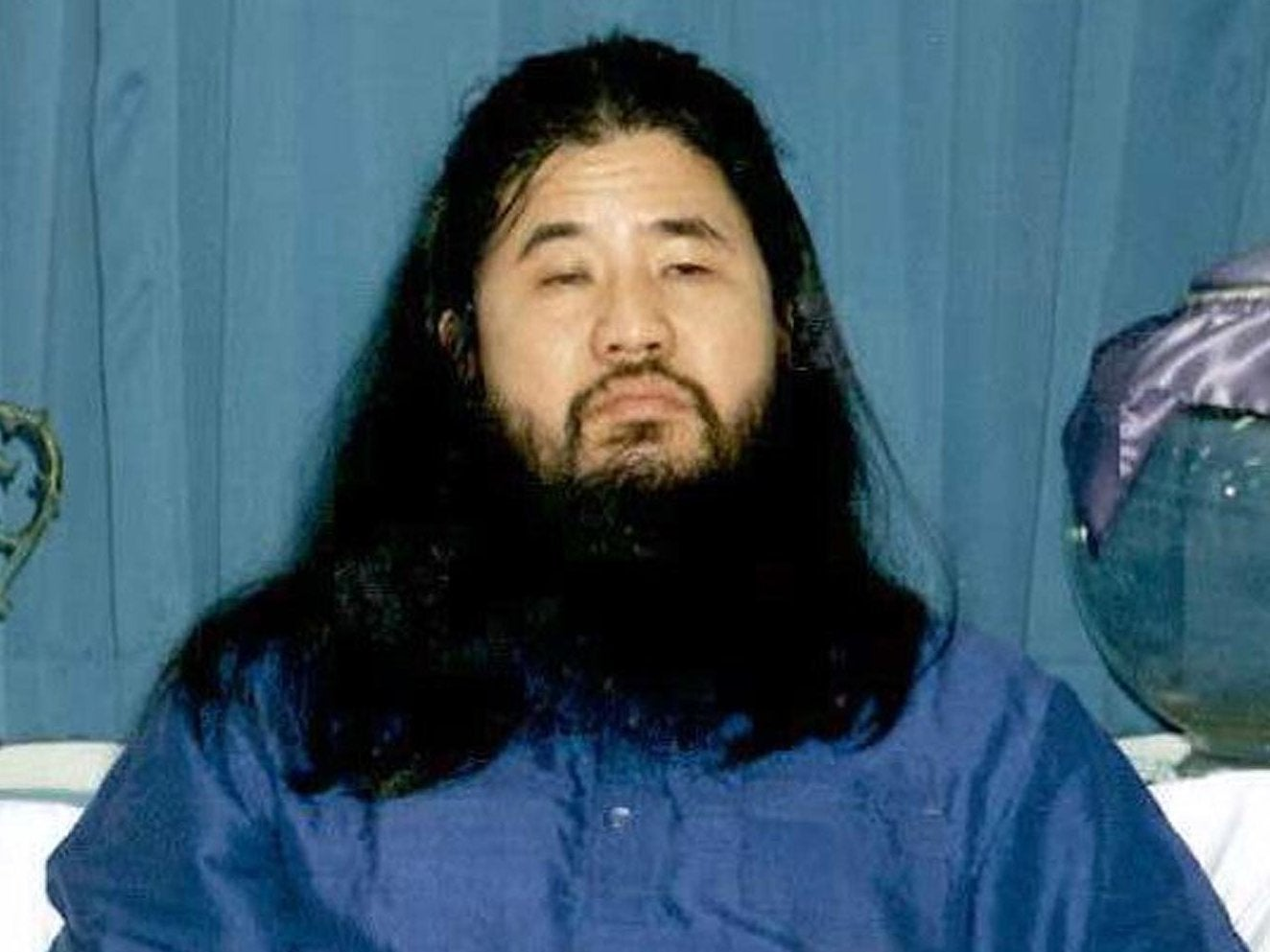 Doomsday cult leader Shoko Asahara executed for involvement in sarin attack on Tokyo subway