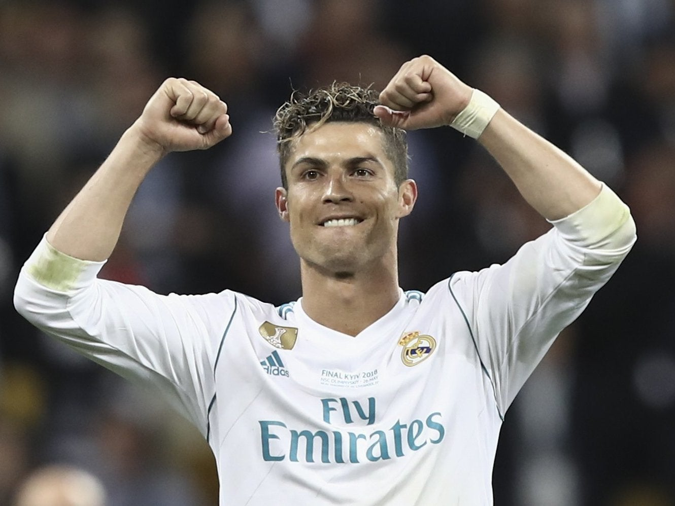 Cristiano Ronaldo transfer: Real Madrid agree £88m deal with