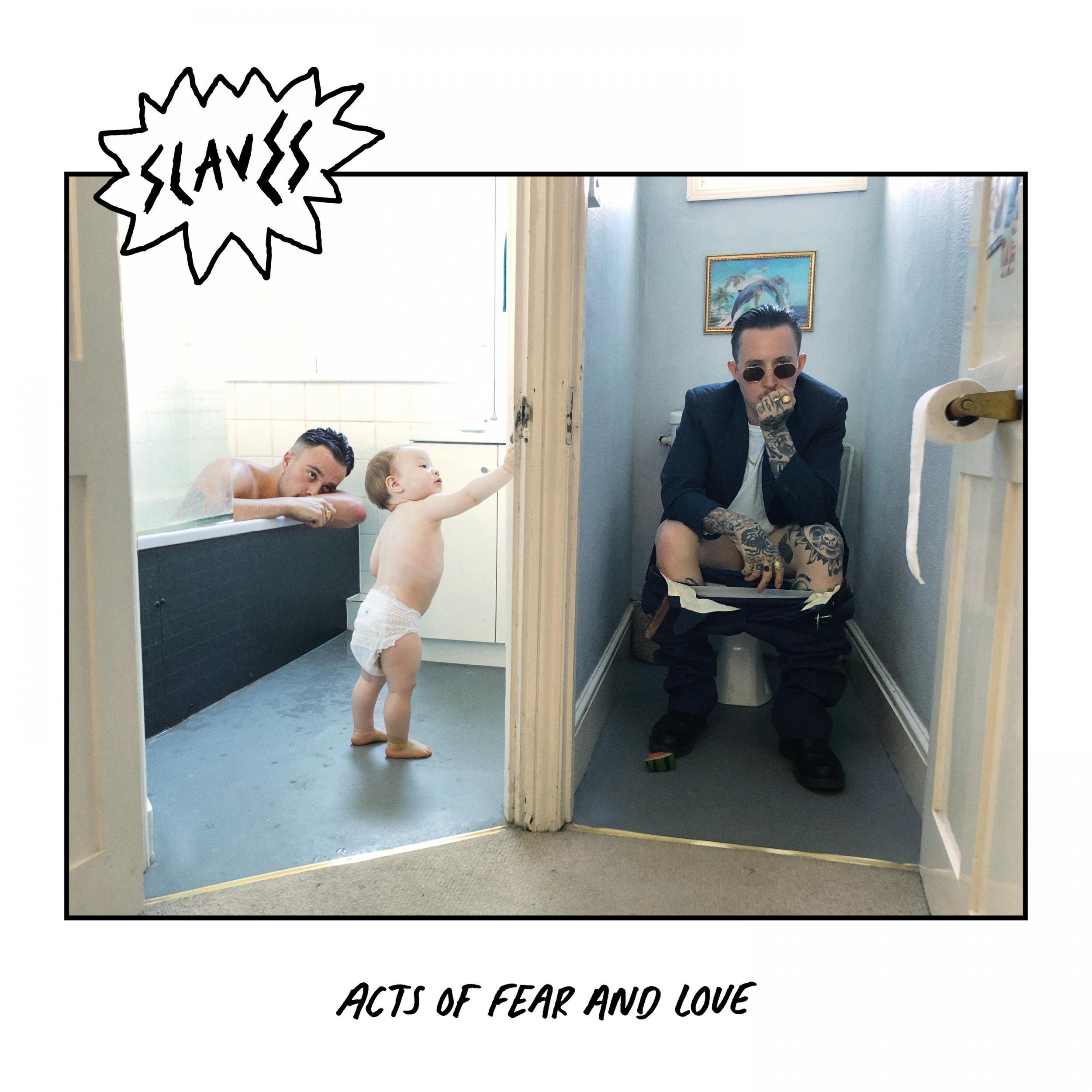 Album reviews: Slaves, Jake Shears, Tomberlin, The Proclaimers and T…