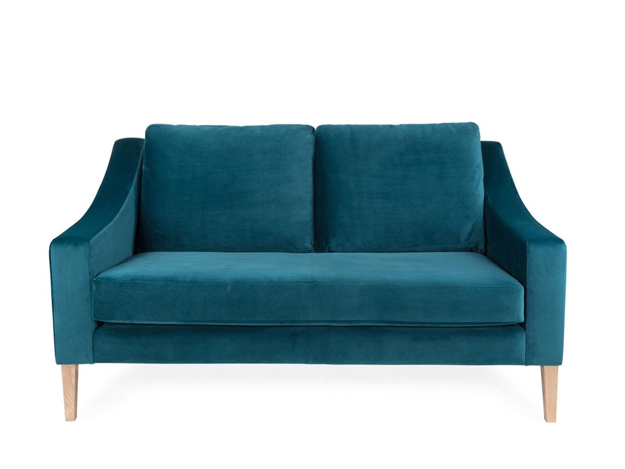 Bezaubernd Big Sofa Samt Beste Wahl Prepare
