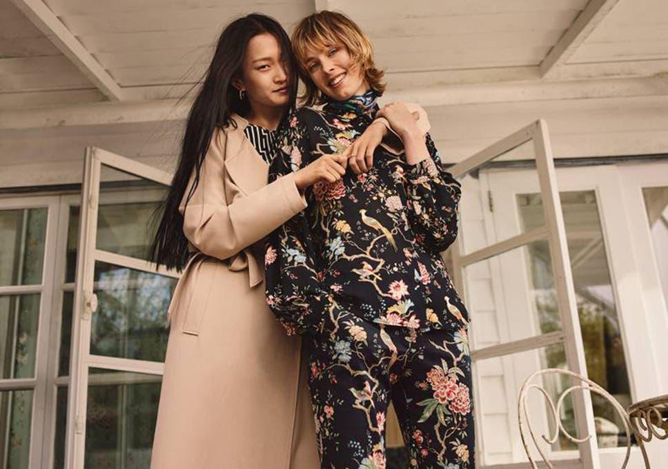 c4e66b422f65 H&M announces collaboration with royal fabric designer GP & J Baker ...