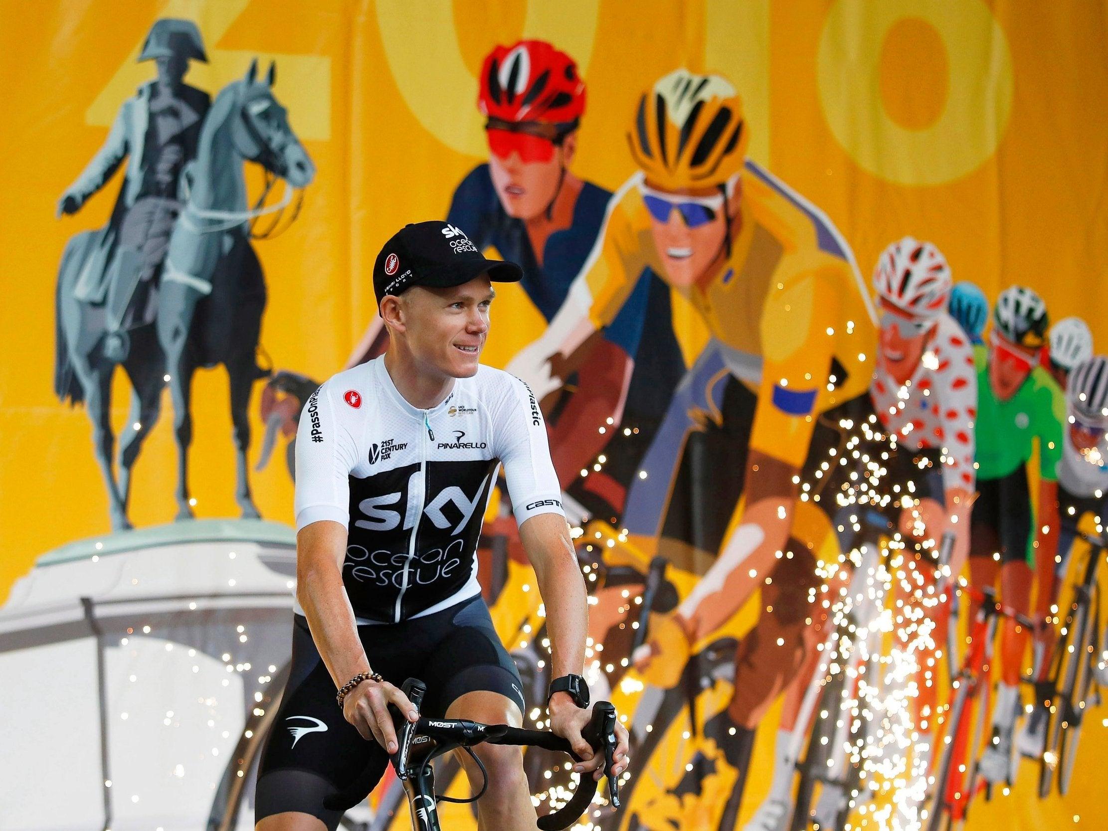 Tour De France 2018  Team Sky boss Sir Dave Brailsford says UCI ... ec7ed66eb