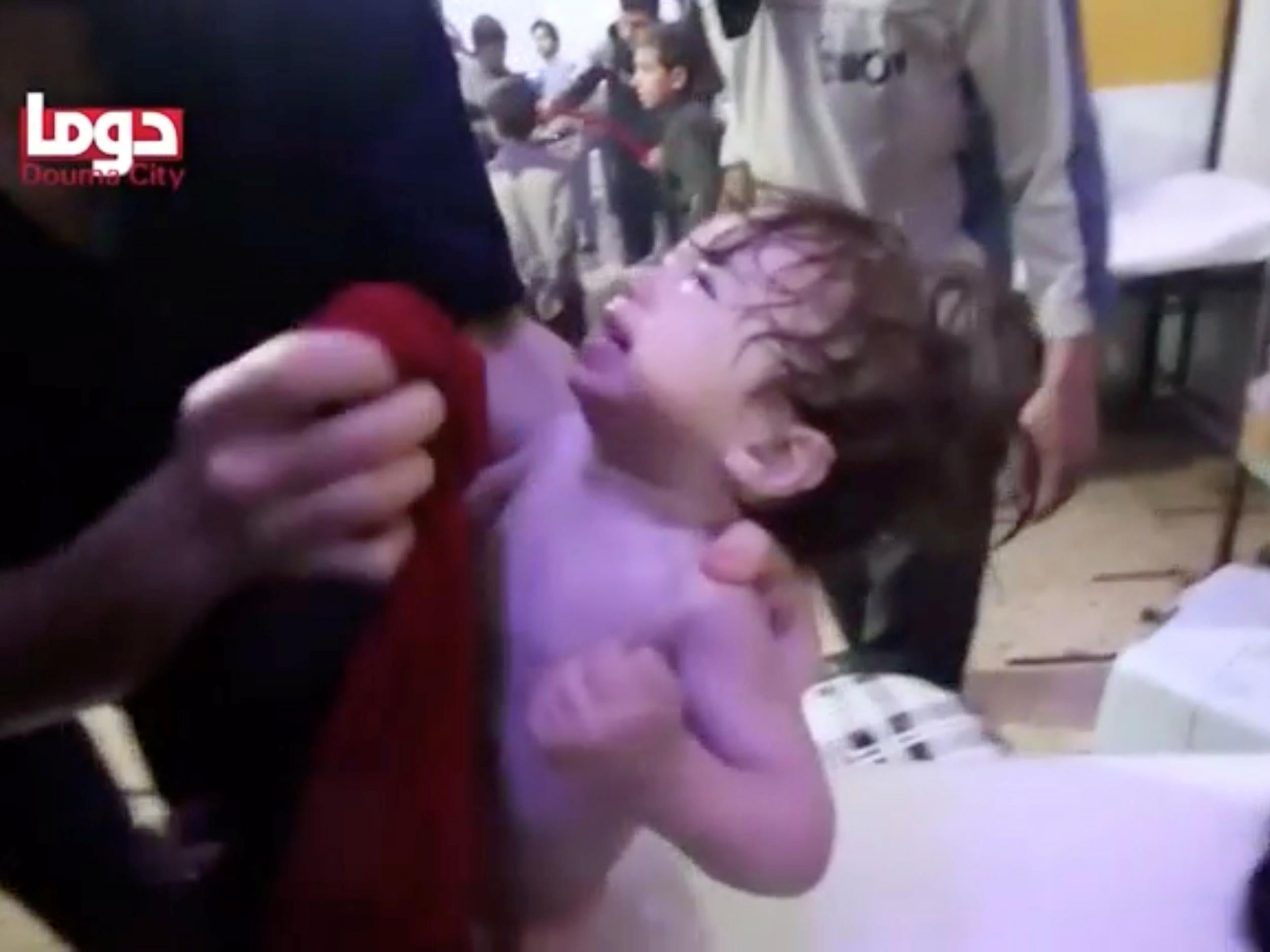 Eastern Ghouta - latest news, breaking stories and comment