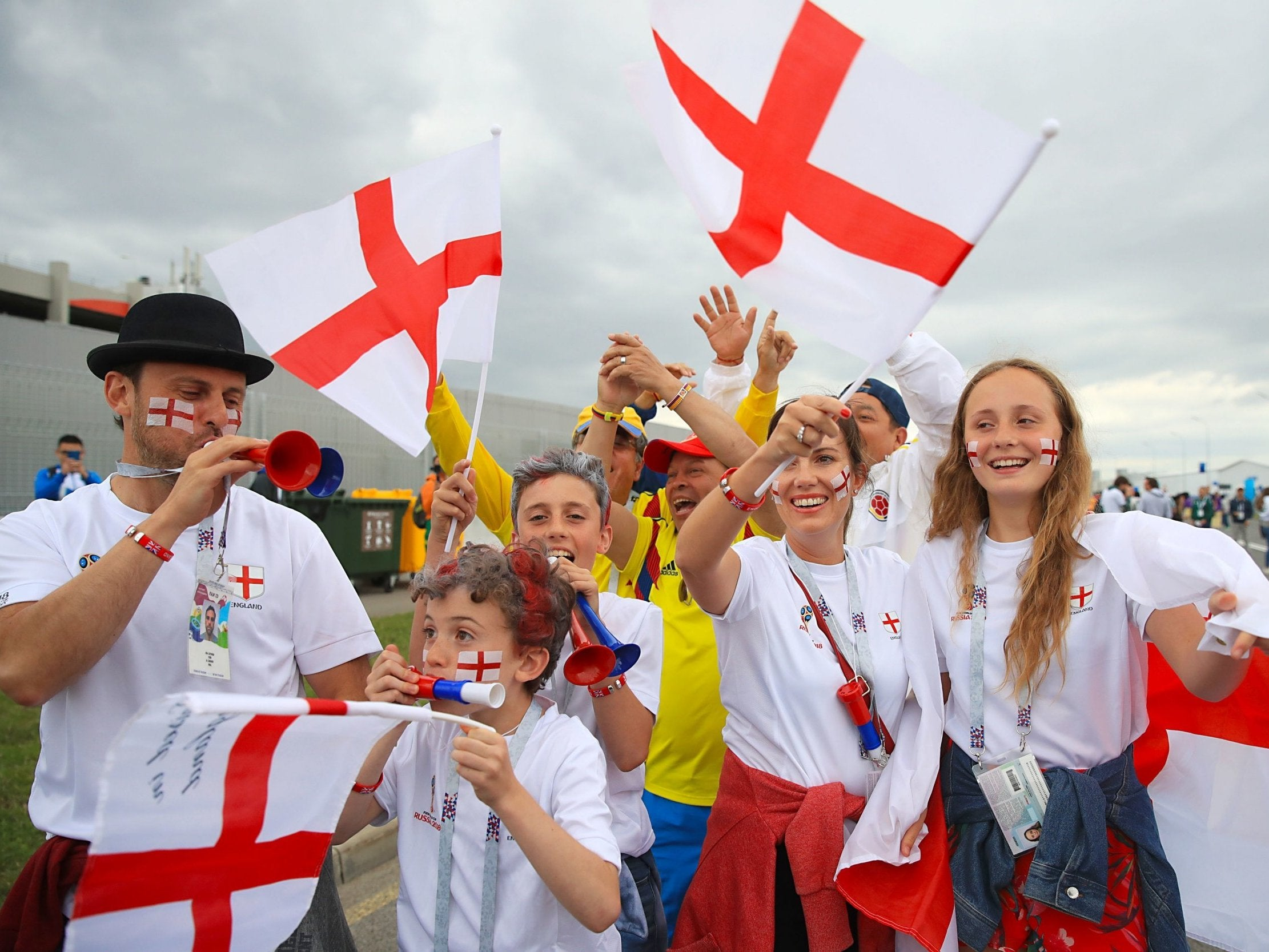 Italian Mayor Demands England Pay 247 Years Worth Of Royalties For Using St George S Flag The Independent The Independent