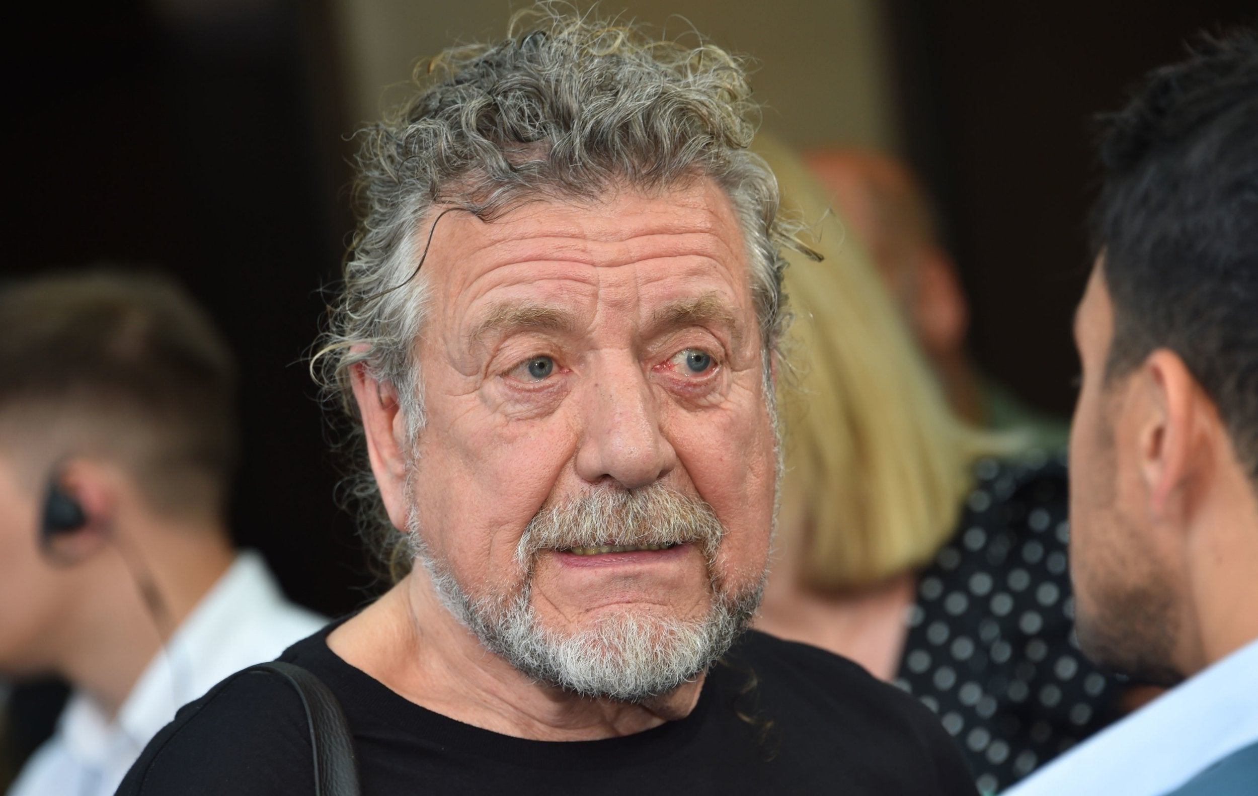 39 led zeppelin could only reunite in a camden chip shop 39 lead singer robert plant says the. Black Bedroom Furniture Sets. Home Design Ideas