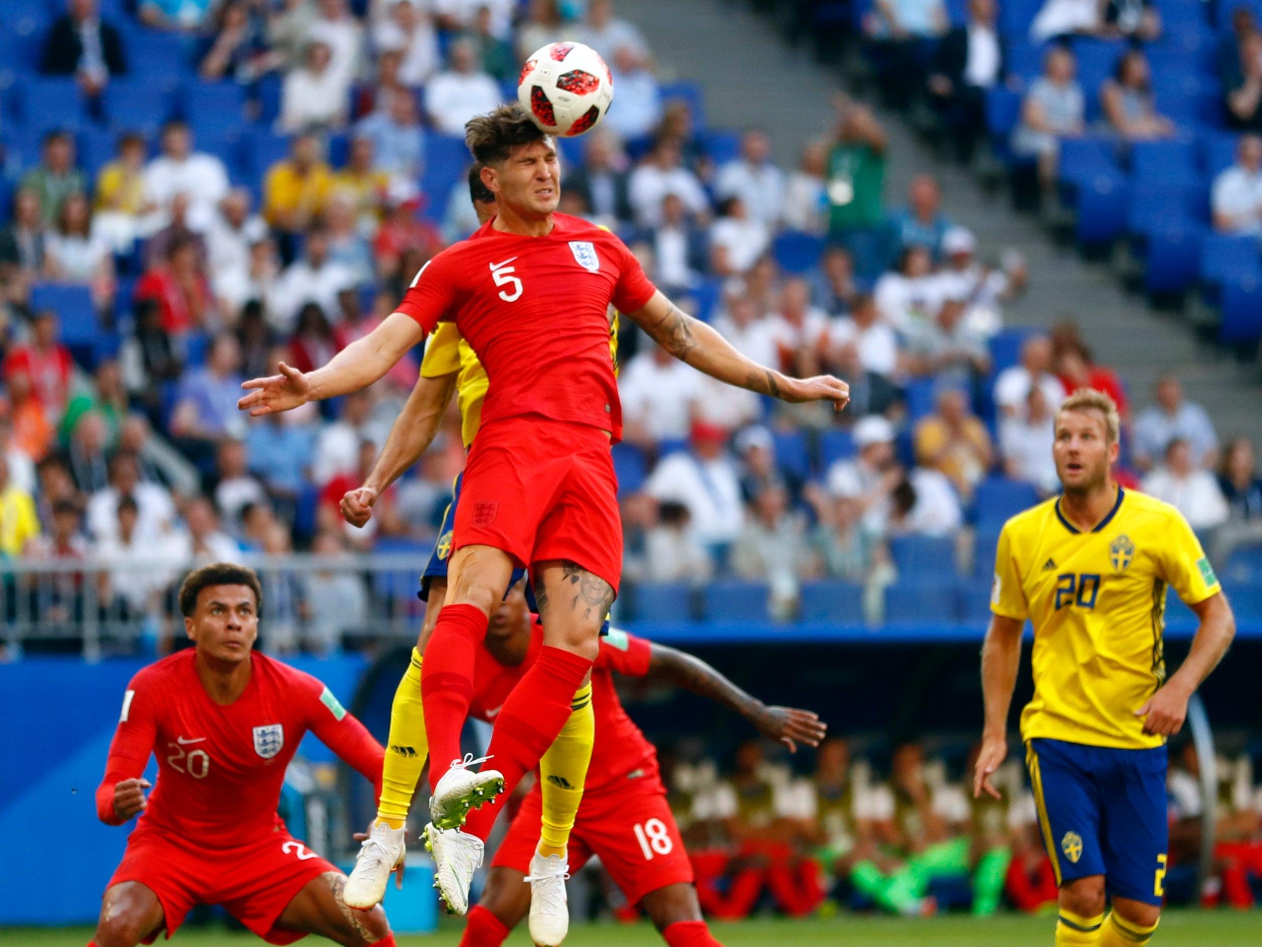 a57d8b53b76 England vs Sweden: Jordan Pickford on his World Cup masterclass ...