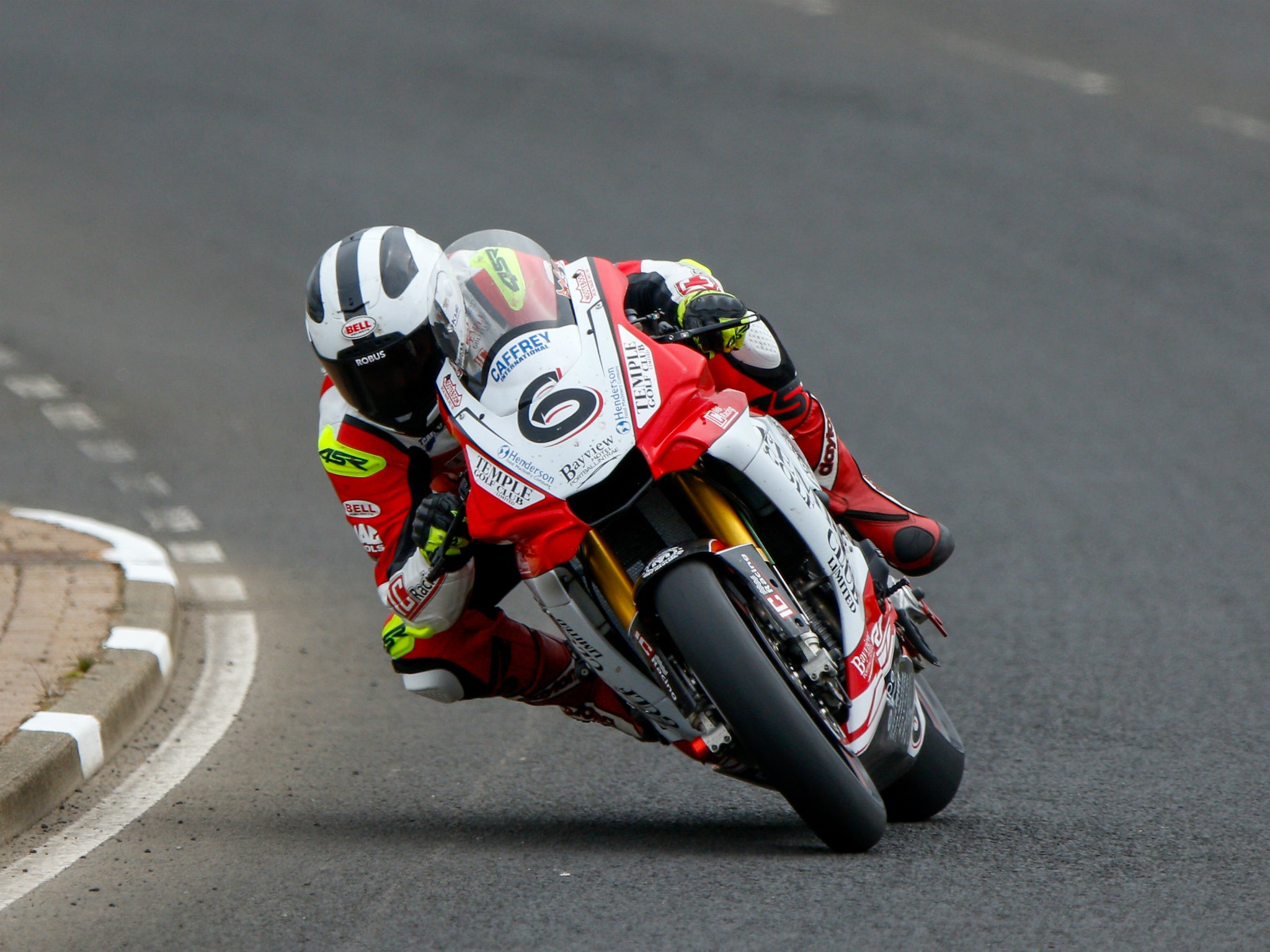 William Dunlop Dead Road Racer Suffers Fatal Crash While Competing At Skerries  Practice In Ireland Aged  The Independent
