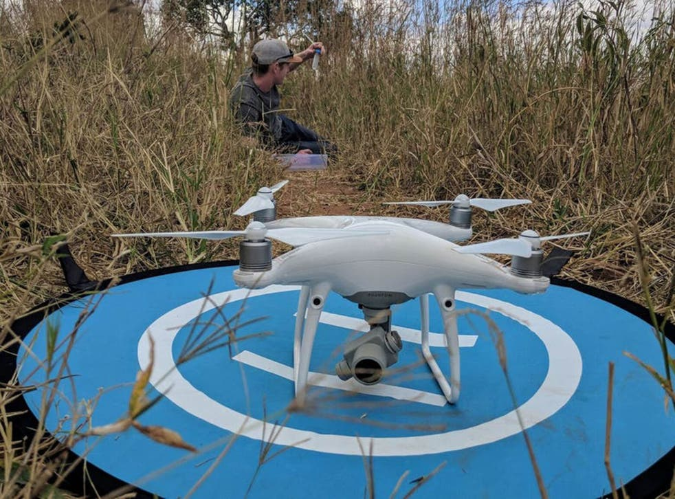 Last year, Unicef set up Africa's first humanitarian drone testing corridor