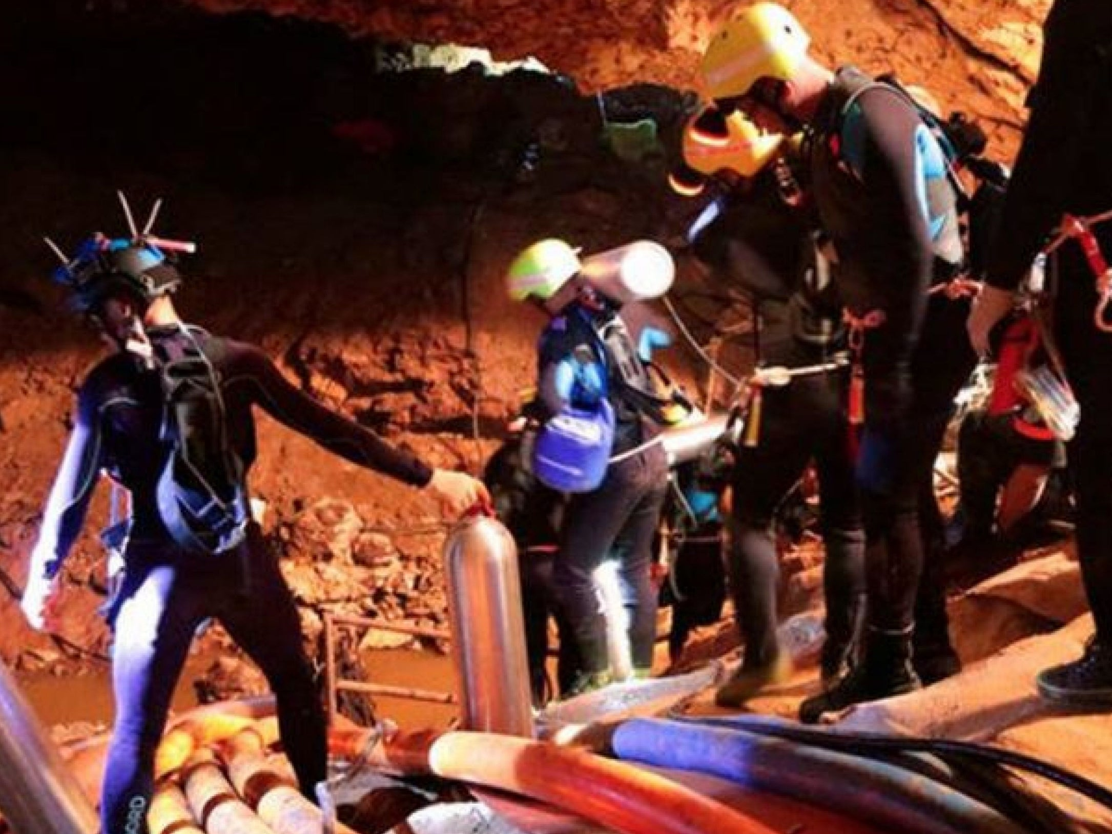 Elon Musk challenged Thai cave rescue hero to sue him if
