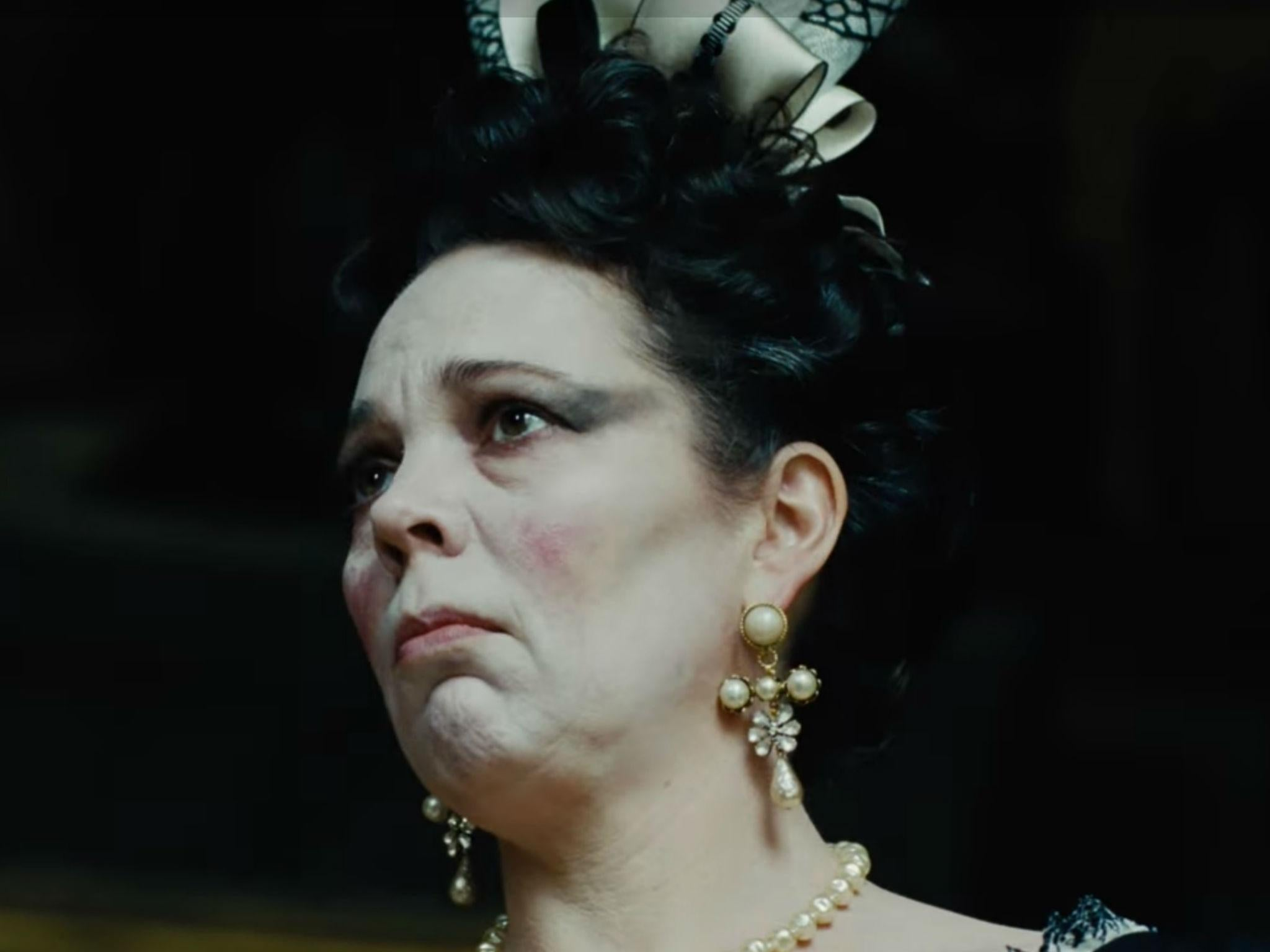 Watch Olivia Colman video