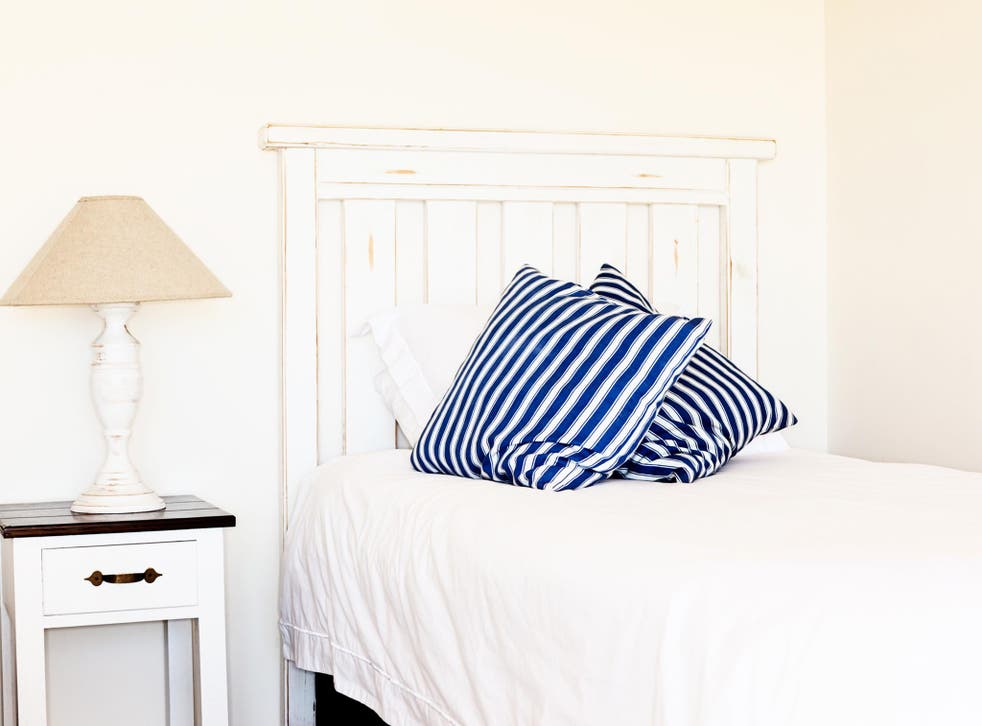 Cushion the blow: make yours a single with brilliant bedding
