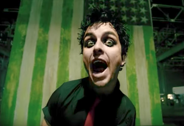 American Idiot by Green Day climbs UK charts ahead of Trump's visit