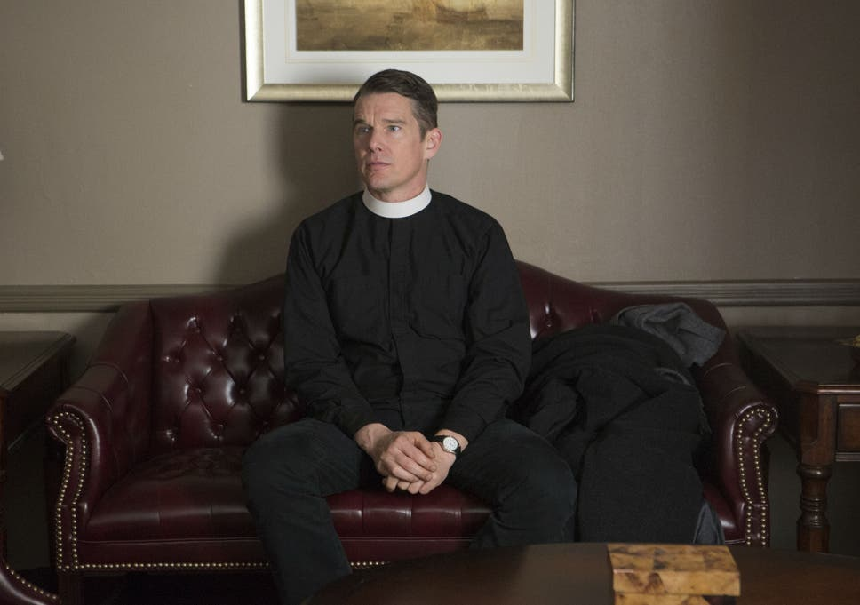 Ethan Hawke On Playing A Tormented Priest I Put All My