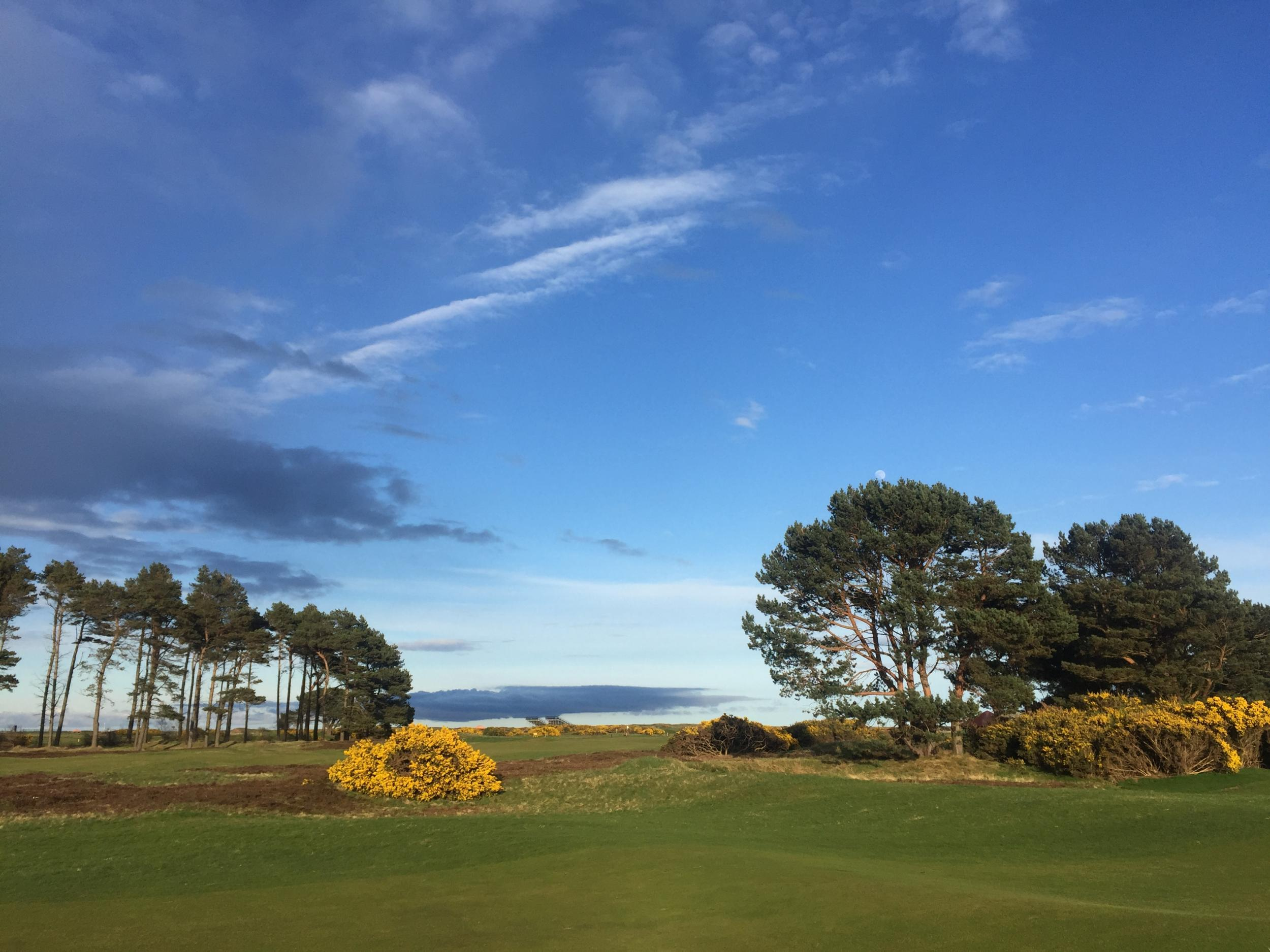 the open 2018  a brief introduction to carnoustie golf
