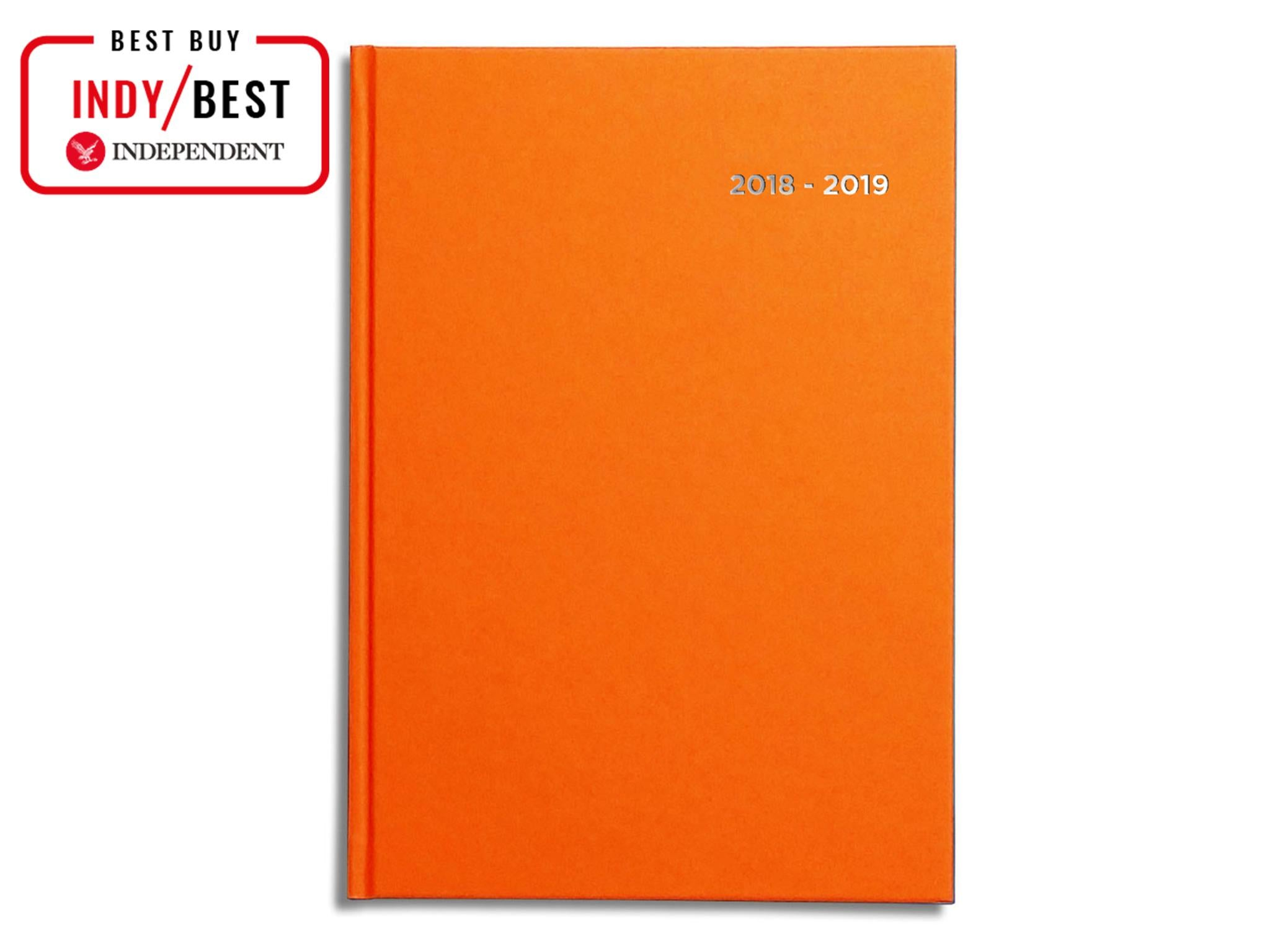 Daily Planner 2019 2020 One Day Per Page Academic Student Diary From July 2019 T