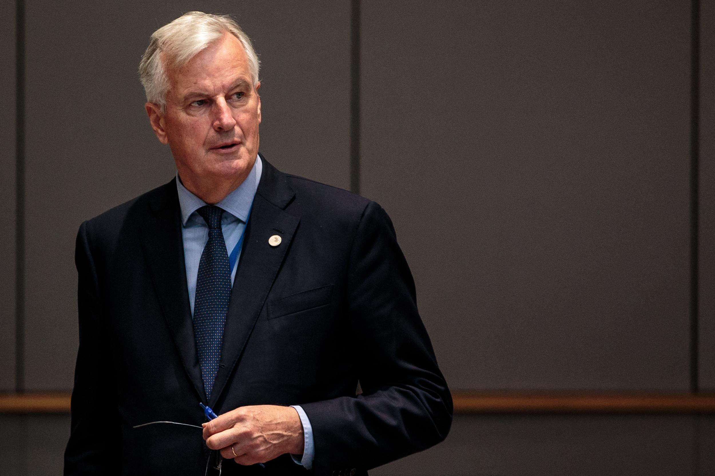 Brexit deal is 80% agreed, EU chief negotiator Michel Barnier says