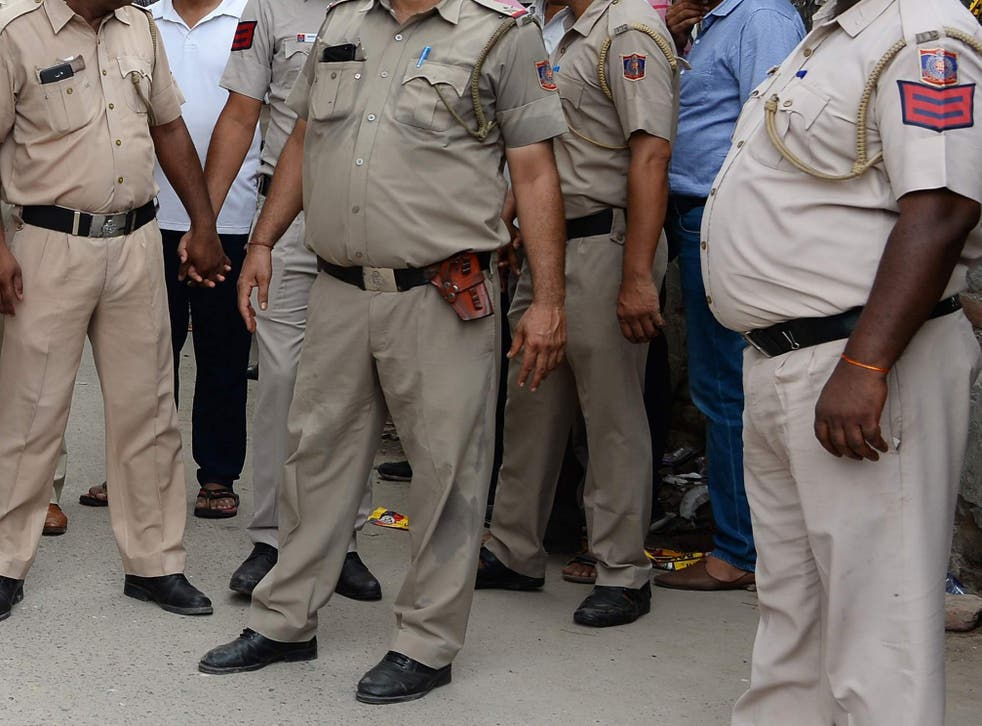 File image: Three police officers have been suspended and an inquiry ordered