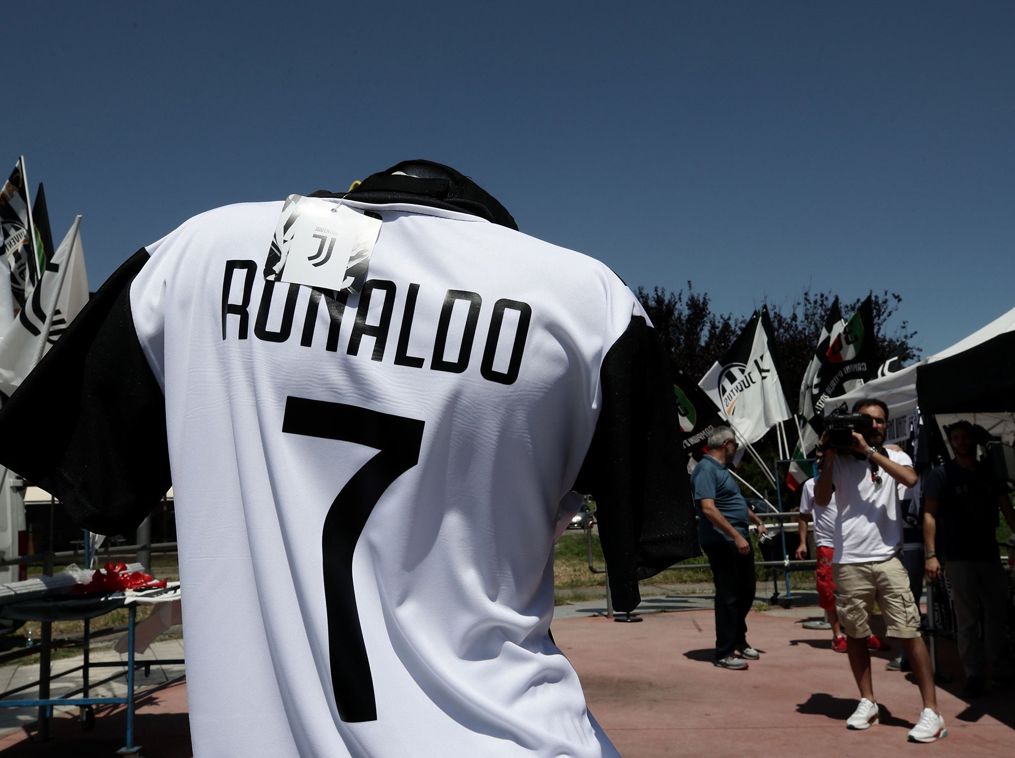 on sale 73516 75df6 Cristiano Ronaldo Juventus transfer: What squad number will ...