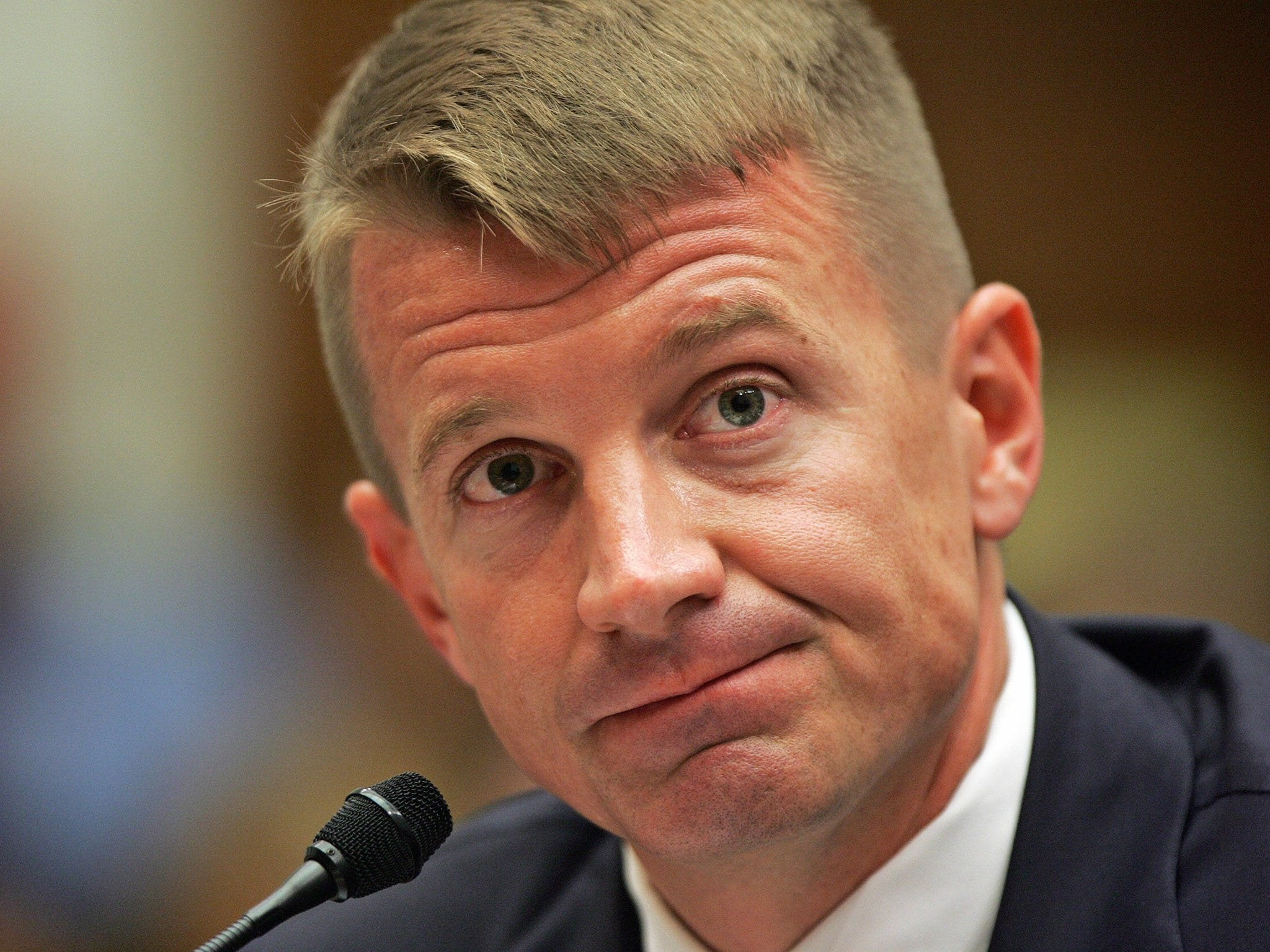 Exclusive: Blackwater founder's plan to privatise Afghanistan war