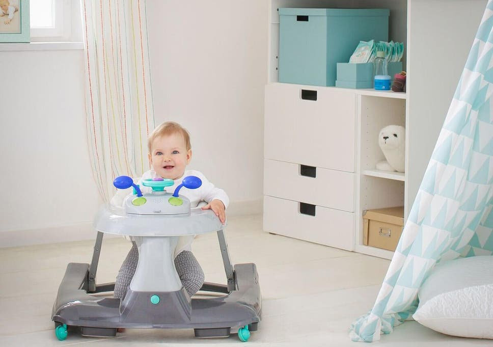 979136cc4a2 Help your little one take to their feet with a walker toy